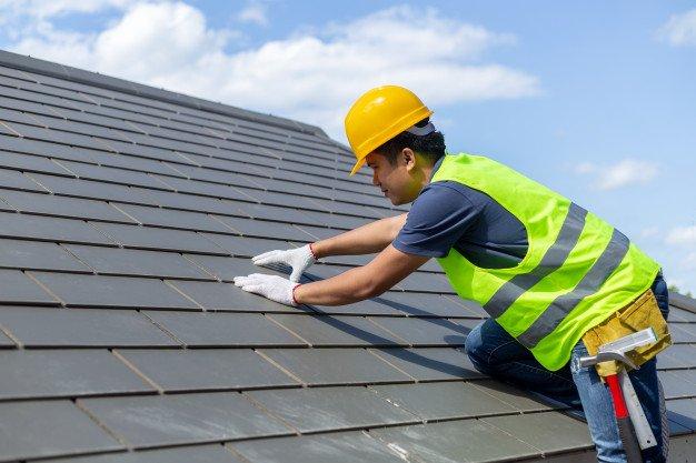 Repair the Roof