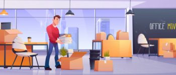 Successful Office Move