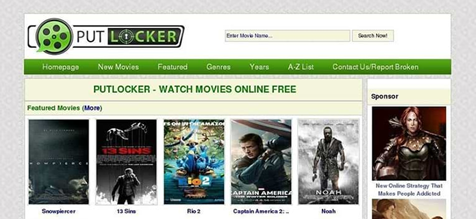 putlocker theme