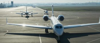 Technologies on Private Jets