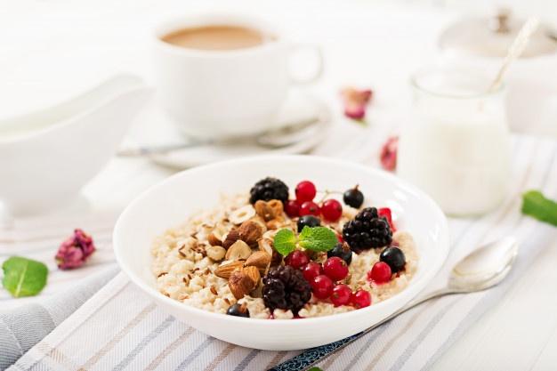 Eat Fruits For Breakfast