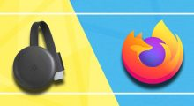 Chromecast from firefox