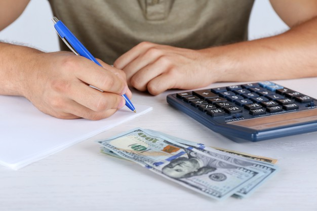 Determine how much you earn