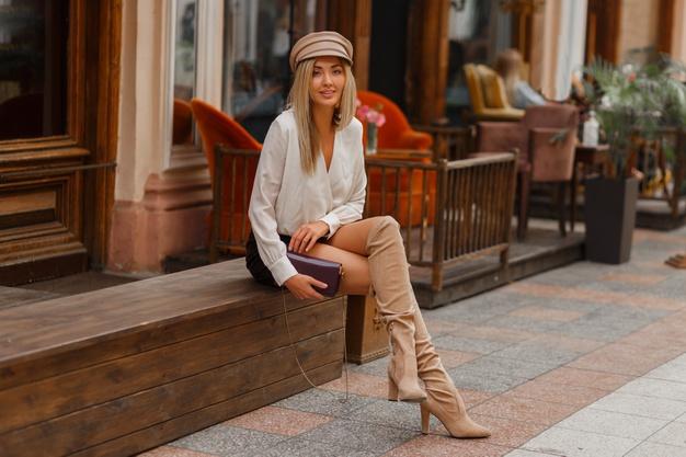 M.Gemi Corsa Concavo Boots