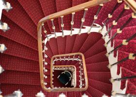 Senior Staircase Safety
