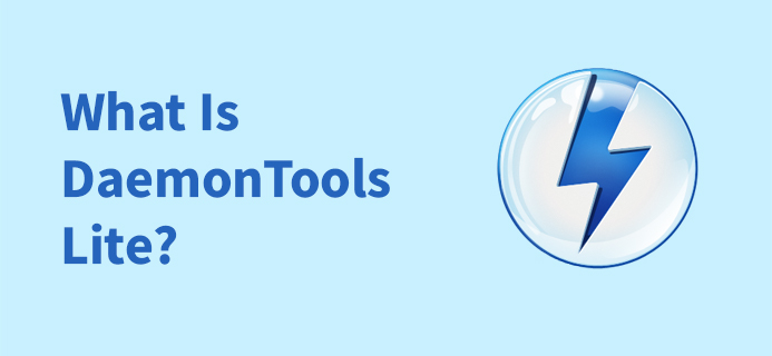 What Is Daemon Tools Lite?