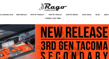 Rago Fabrication Website