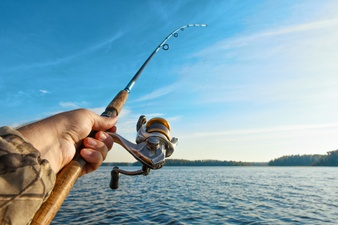 Lews Fishing Combo