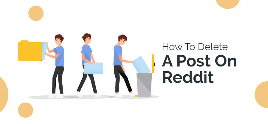 How To Delete A Post On Reddit