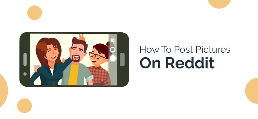 How To Post Pictures On Reddit