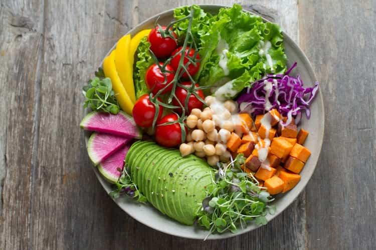 2.The Effectiveness Of Vegan Salad Dressings