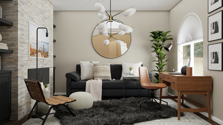 4. Mirrors, A Must Have For Every Room