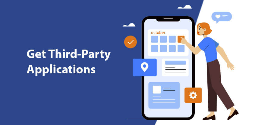 Get Third-Party Applications