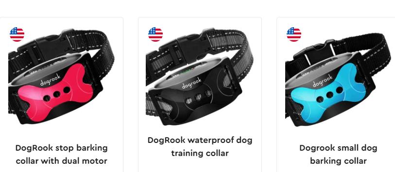 The Bark Collar Appearance