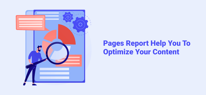Pages Report Help You To Optimize Your Content