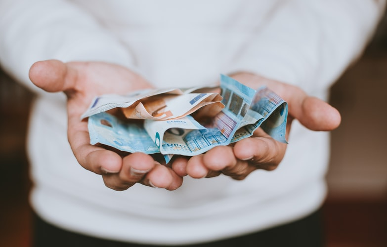 1. Peer-to-peer fundraising