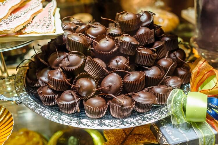 What is in a Confectionery Shop