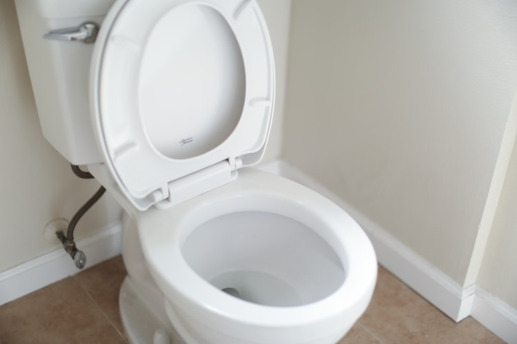 5. Make sure the toilet and faucets in the bathroom are working