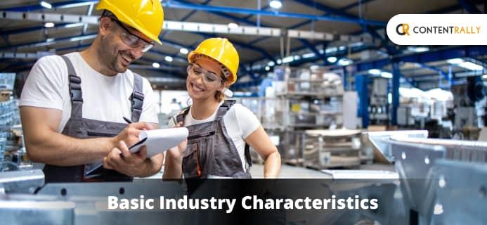 Basic Industry Characteristics