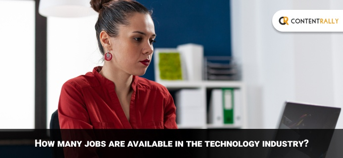 How Many Jobs Are Available In The Technology Industry