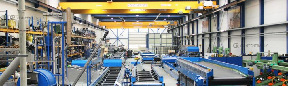 Is industrial machinery/components a good career path