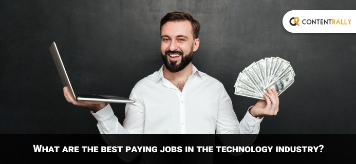 What Are The Best Paying Jobs In The Technology Industry