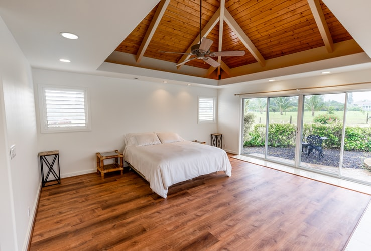 2. Use Natural Wood and Light